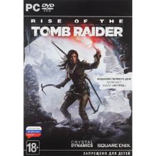 Rise of the Tomb Raider. Издание первого дня [PC, русская версия]