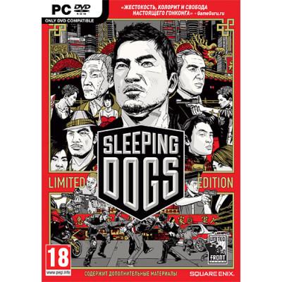 Sleeping Dogs. Limited Edition [PC, русская версия]