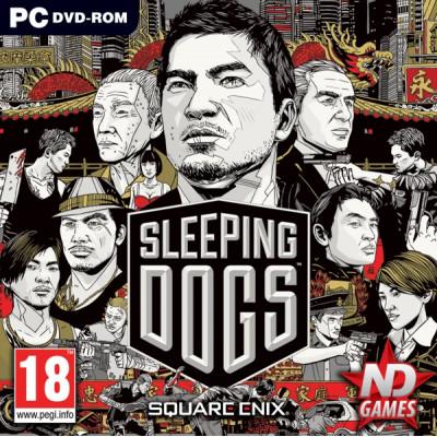 Sleeping Dogs [PC, Jewel, русская версия]