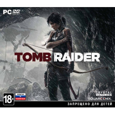 Tomb Raider [PC, Jewel, русская версия]