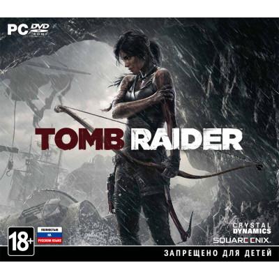 Tomb Raider [PC, Jewel, русская версия]