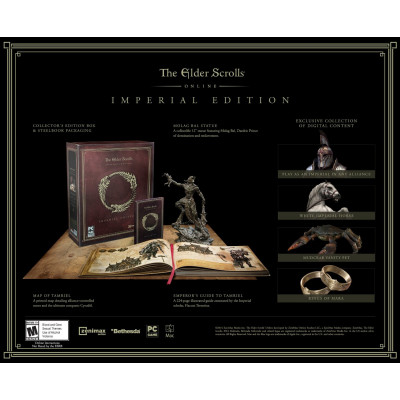 The Elder Scrolls Online. Imperial Edition [PC,PS4,Xbox One, английская версия]