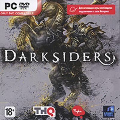 Darksiders [PC, Jewel, русская версия]