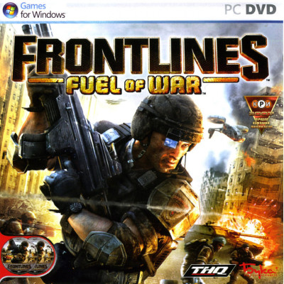 Frontlines: Fuel of War [PC, Jewel, русская версия]