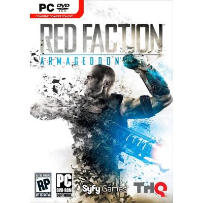 Red Faction: Armageddon [PC, русские субтитры]