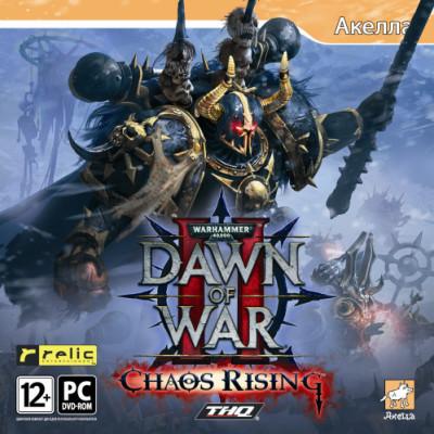 Warhammer 40,000: Dawn of War II - Chaos Rising [PC, Jewel, русская версия]