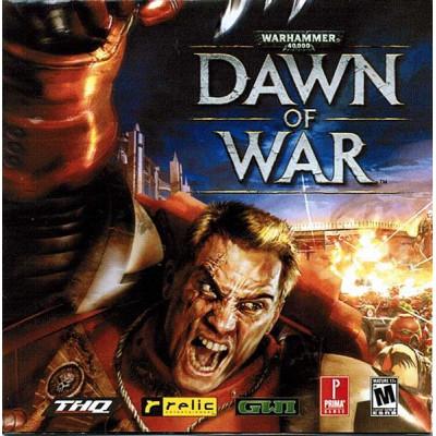 Warhammer 40,000: Dawn of War [PC, английская версия]