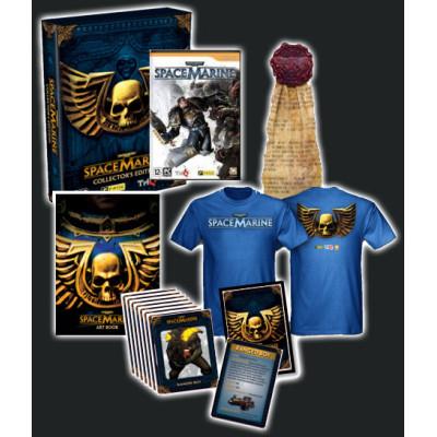 Warhammer 40,000: Space Marine. Коллекционное издание [PC, русская версия]