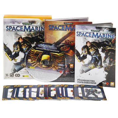 Warhammer 40,000: Space Marine. Подарочное издание [PC, русская версия]