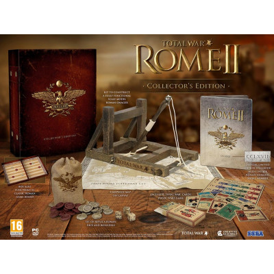 Total War: Rome 2. Collector's Edition [PC, европейская версия]