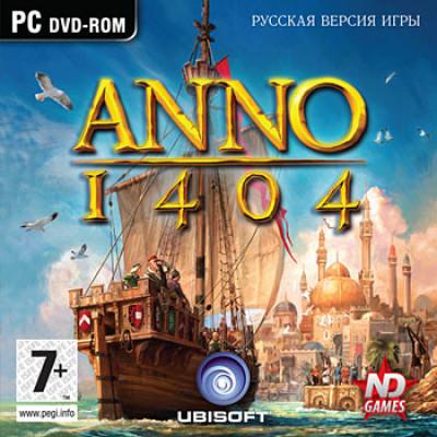 Anno 1404 [PC, Jewel, русская версия]