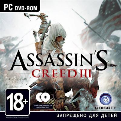 Assassin's Creed III [PC, Jewel, русская версия]