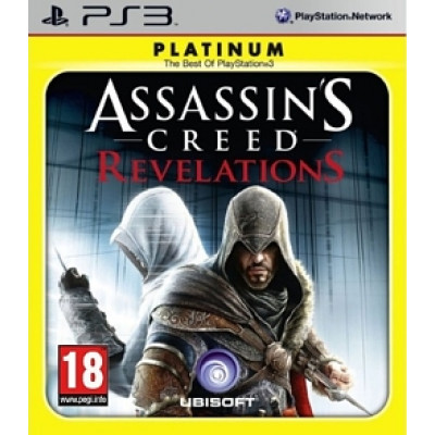 Assassin's Creed: Откровения (Platinum) [PS3, русская версия]
