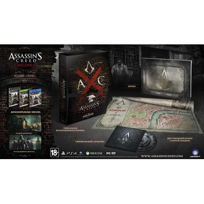Assassin's Creed: Синдикат. Грачи [PS4,русскаяверсия]