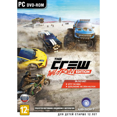 The Crew. Wild Run Edition [PC, русская версия]