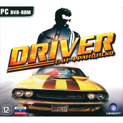 Driver: Сан-Франциско [PC, Jewel, русская версия]