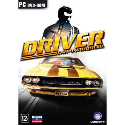 Driver: Сан-Франциско [PC, русская версия]