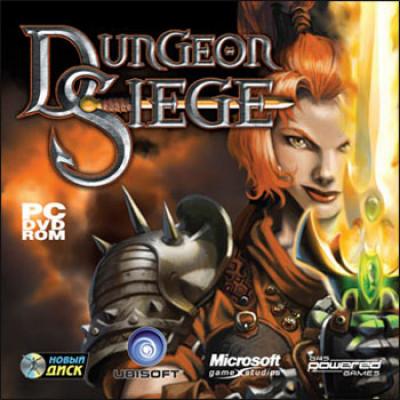 Dungeon Siege [PC, Jewel, русская версия]