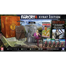 Far Cry 4. Kyrat Edition [PS3, русская версия]