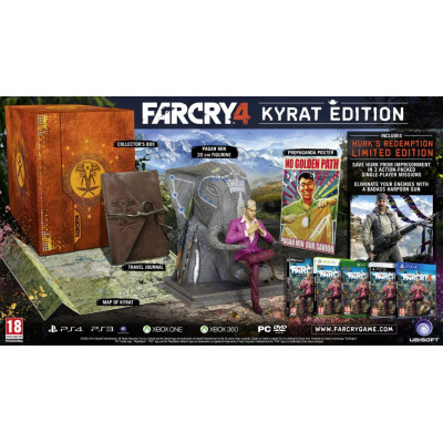Far Cry 4. Kyrat Edition [Xbox 360, русская версия]