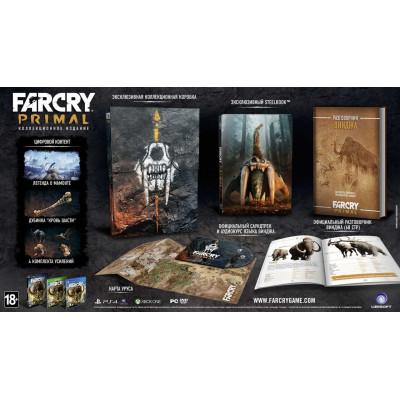 Far Cry Primal. Коллекционное издание [Xbox One, русская версия]