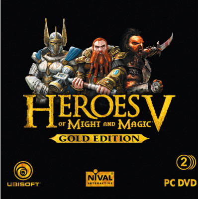 Heroes of Might and Magic V. Gold edition [PC, Jewel, русская версия]