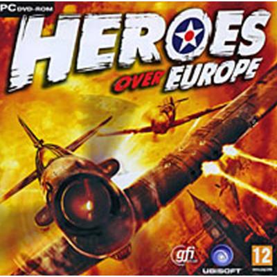 Heroes over Europe [PC, Jewel, английская версия]