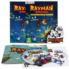 Rayman Origins. Коллекционное издание (Digipack) [PC, русская версия]