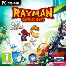 Rayman Origins [PC, Jewel, русская версия]