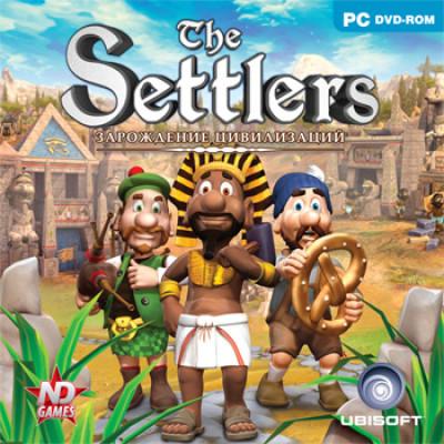 The Settlers II: Зарождение цивилизаций [PC, Jewel, русская версия]