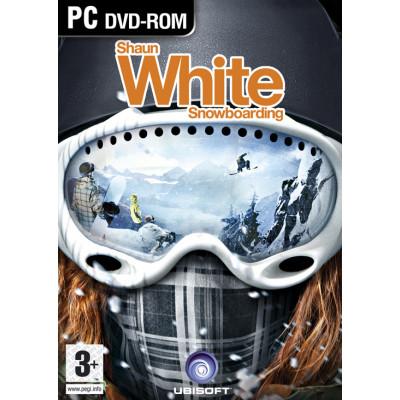 Shaun White Snowboarding [PC, английская версия]