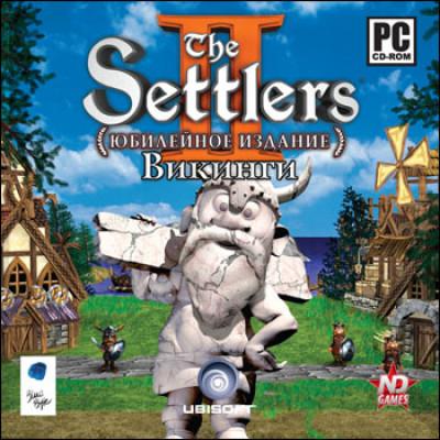 The Settlers II (Юбилейное издание): Викинги [PC, Jewel, русская версия]