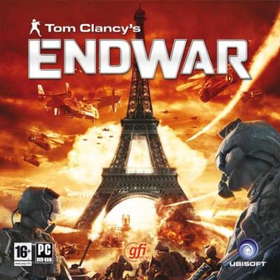 Tom Clancy's EndWar [PC, Jewel, русская версия]