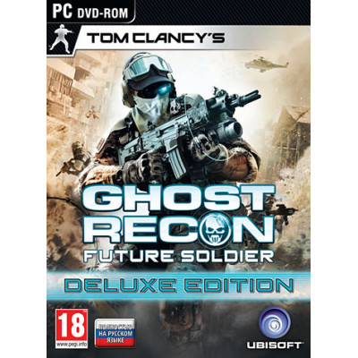 Tom Clancy's Ghost Recon Future Soldier. Deluxe Edition [PC, русская версия]