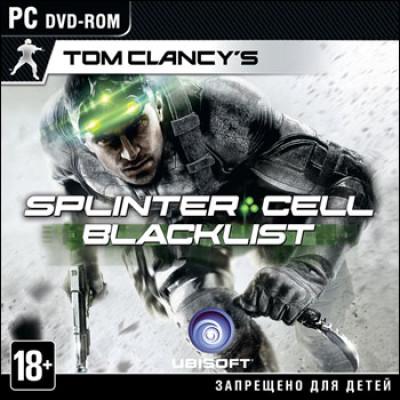 Tom Clancy's Splinter Cell: Blacklist [PC, Jewel, русская версия]