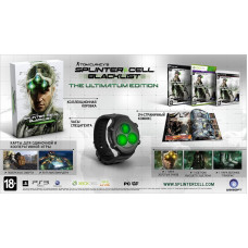 Tom Clancy's Splinter Cell: Blacklist. The Ultimatum Edition [Xbox 360, русская версия]