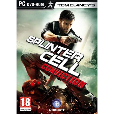 Tom Clancy's Splinter Cell: Conviction [PC, русские субтитры]