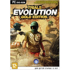 Trials Evolution. Gold Edition [PC, русская версия]