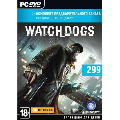 Watch_Dogs. Комплект предварительного заказа [PC, русская версия]
