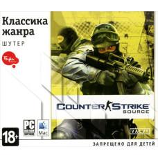 Counter Strike: Source (Классика жанра) [PC, Jewel, русская версия]