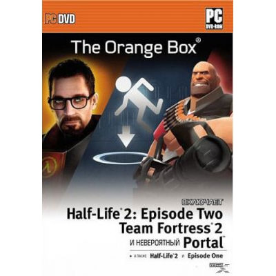 Orange Box: Half-Life 2/Half-Life 2: Episode 1/Half-Life 2: Episope 2/Team Fortress 2/Portal [PC, русская версия]