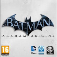 Batman: Летопись Аркхема (Arkham Origins) [PC, Jewel, русские субтитры]