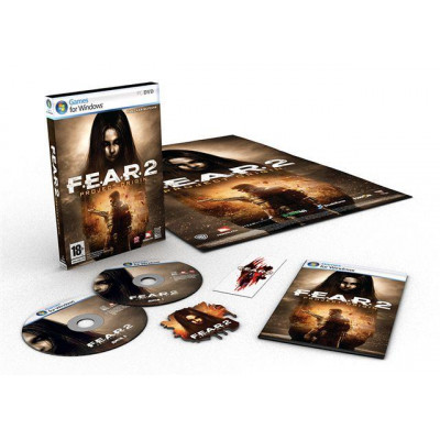 F.E.A.R 2: Project Origin. Коллекционное издание [PC, русская версия]