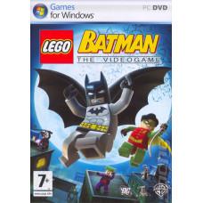 LEGO Batman: The videogame [PC, русская версия]