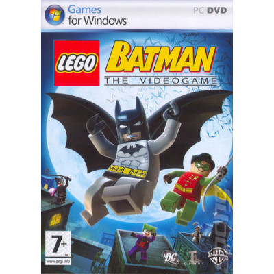 LEGO Batman: The videogame [PC, русская версия]