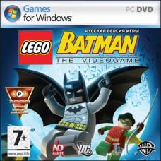 LEGO Batman: The videogame [PC, Jewel, русская версия]