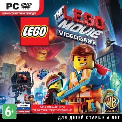 LEGO Movie Videogame [PC, Jewel, русские субтитры]