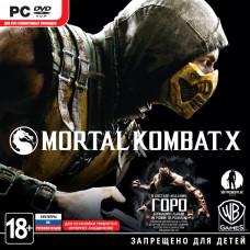 Mortal Kombat X [PC, Jewel, русские субтитры]