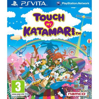 Touch My Katamari [PS Vita, английская версия]