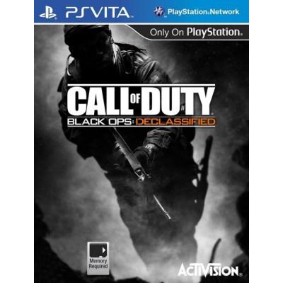 Игра для PlayStation Vita Call of Duty: Black Ops Declassified